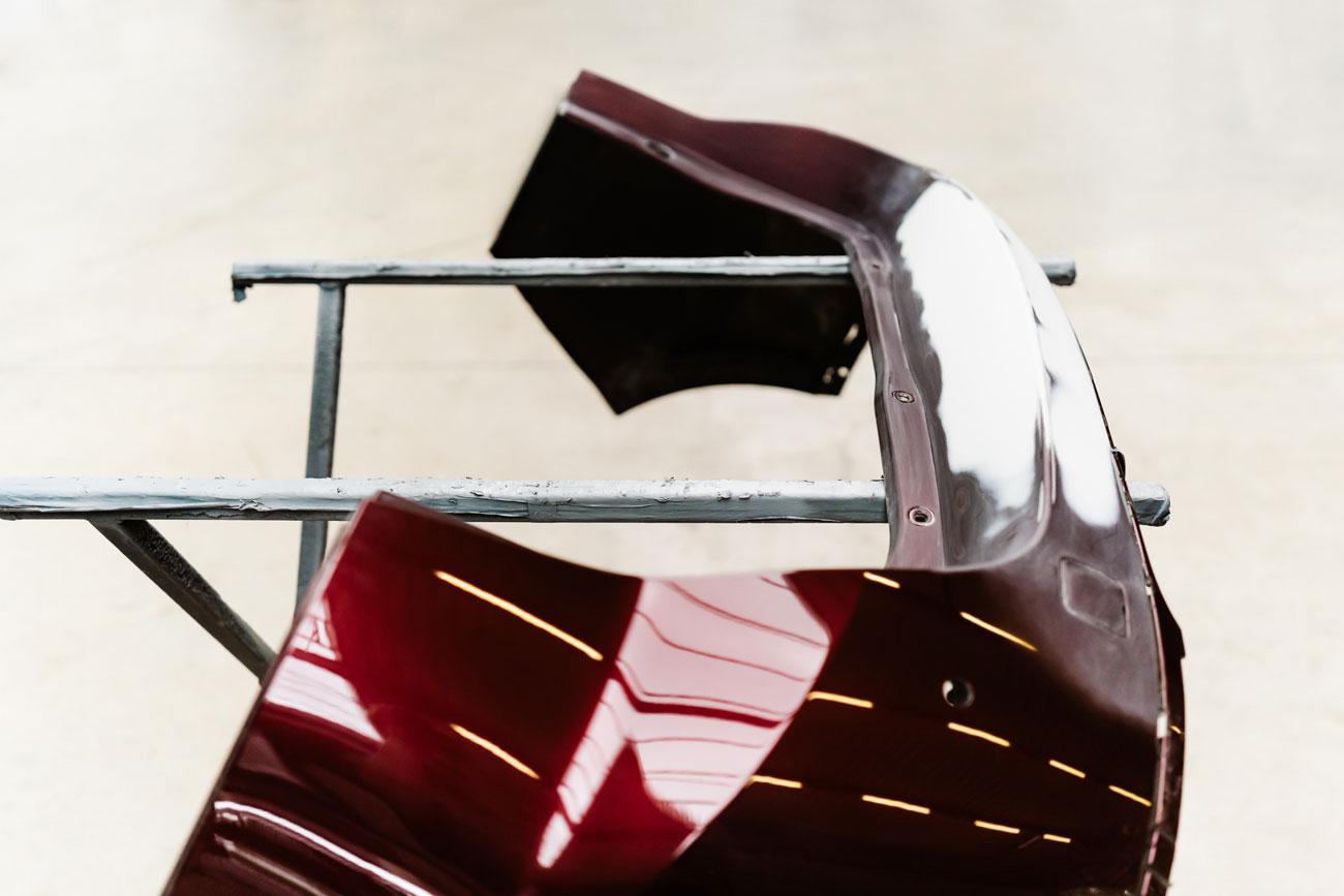 Herstellen van bumpers